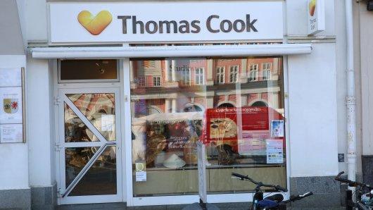 Jetzt fallen auch für 2020 alle Thomas Cook-Reisen aus. (Archivfoto)