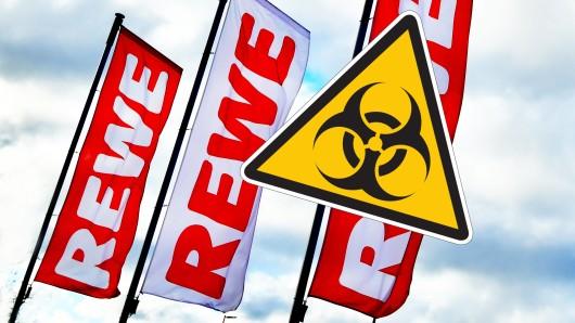 Wegen des Coronavirus hat Rewe eine innovative Idee umgesetzt.