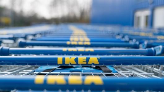 Bei Ikea gibt es neue Tragetaschen. (Symbolfoto)