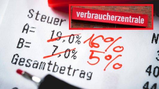 Dies musst du bei der Mehrwertsteuersenkung 2020 unbedingt beachten. (Symbolbild)