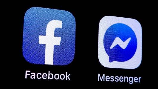 Probleme bei Facebook: Nutzer melden Störungen auf der Website und auch beim Messenger. (Symbolfoto)