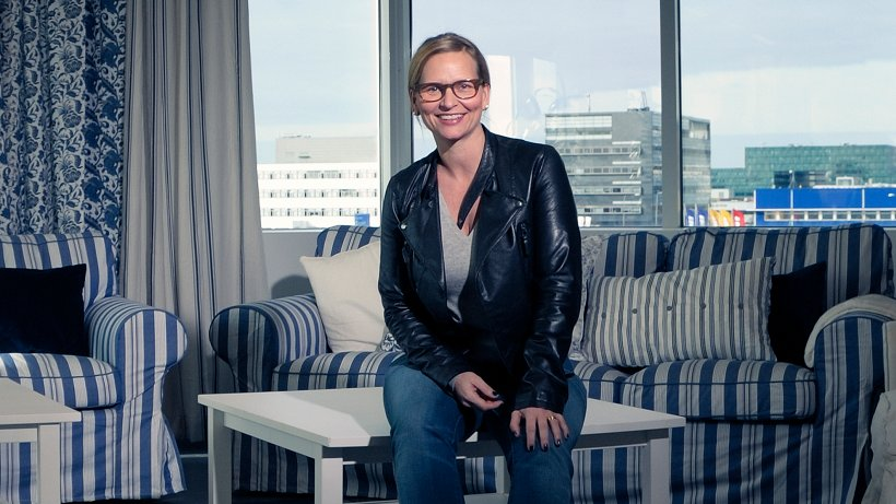 karstadt ikea managerin wird chefin der kaufhauskette karstadt wirtschaft. Black Bedroom Furniture Sets. Home Design Ideas