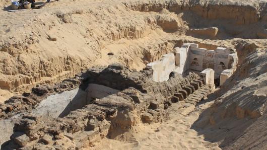 Amerikanische und ägyptische Wissenschaftler haben bei Ausgrabungen einen besonders spannenden Fund gemacht. (Symbolbild)