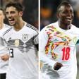Die Trikots bei der WM 2018 reichen von schlicht bis spektakulär.