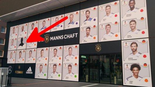 Nanu? Welcher Nationalspieler aus dem vorläufigen WM-Kader fehlt am Dortmunder Fußballmuseum?