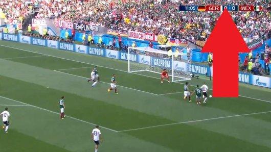 deutschland mexiko zdf panne wm 2018 tv