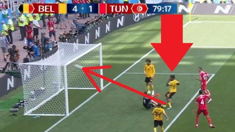 Belgien Tunesien Wm