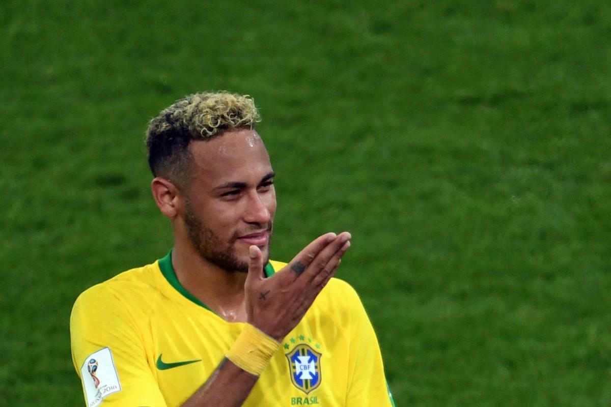 Neymar Bei Der Wm 2018 Wie Sein Double Dem Brasilien Star Die Wm