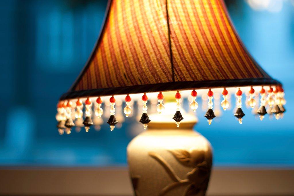 Lampenschirme kreativ umgestalten wohnen derwesten