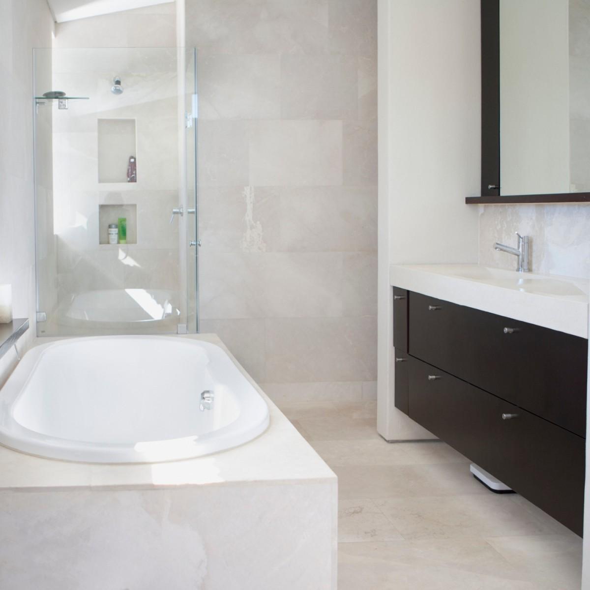 Mit welchen Tricks das Badezimmer richtig hell wird   derwesten.de