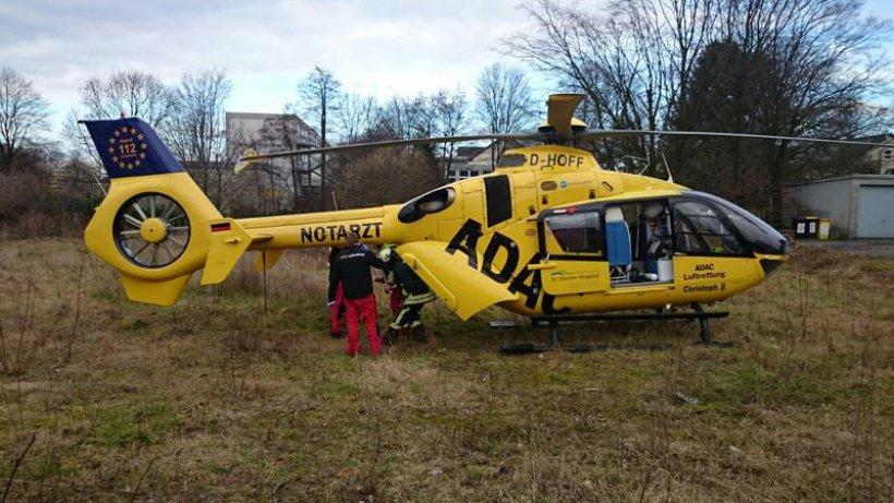 Hubschraubereinsatz Dortmund