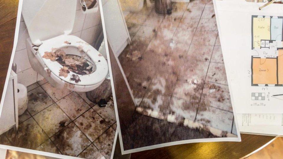Fußboden Wohnung Vermisst ~ Fäkalien aus toilette machen dortmunder wohnung unbewohnbar nord