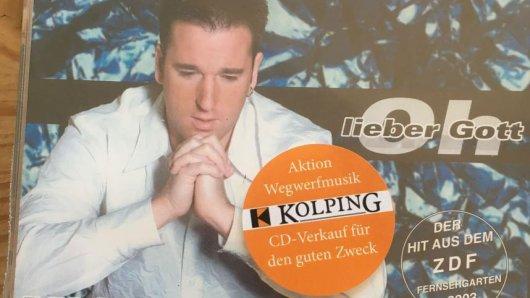 Wie kam diese CD in einen Dortmunder Altkleider-Container?