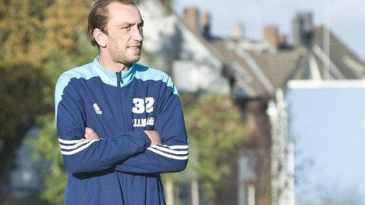 Sascha Schöner ist Jugendleiter der Eintracht.
