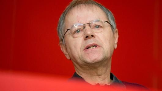 Prof. Dr. Christoph Butterwegge tritt für die Linkspartei als Kandidat zur Wahl des Bundespräsidenten an.