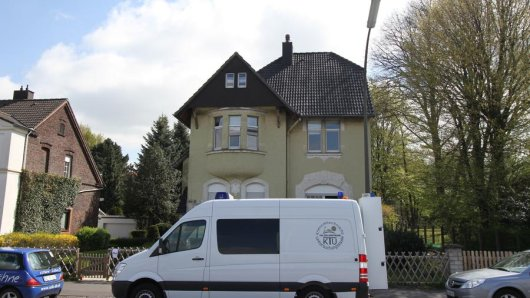 Ermittler haben damals Spuren am Tatort gesichert.