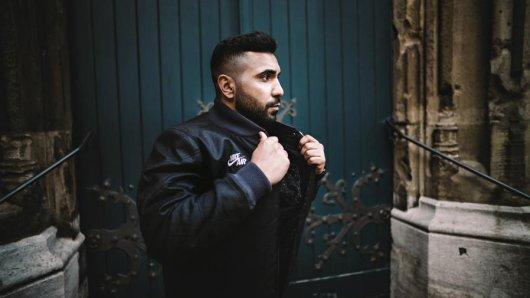 Rapper Motrip ist im August 2017 zu Gast in Dortmund - beim Out4Fame-Festival.