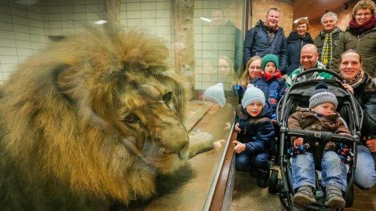 Zoo-Gäste können zurzeit selbst entscheiden, wie viel ihnen ein Besuch bei Löwe, Luchs und Co wert ist.