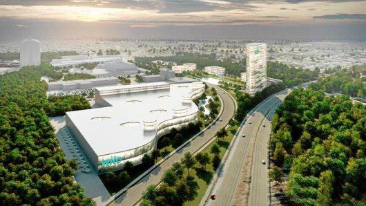 So könnte der geplante Wilo-Campus aussehen.