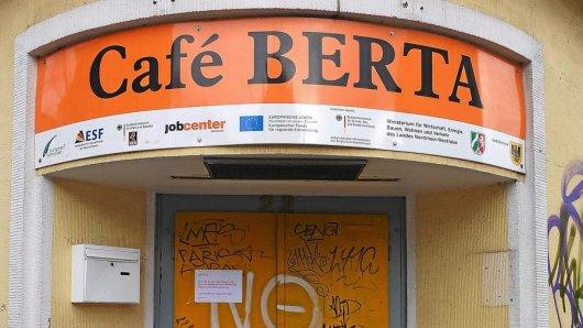 Das Café Berta in der Dortmunder Nordstadt. Hier finden Trinker einen Rückzugsraum.