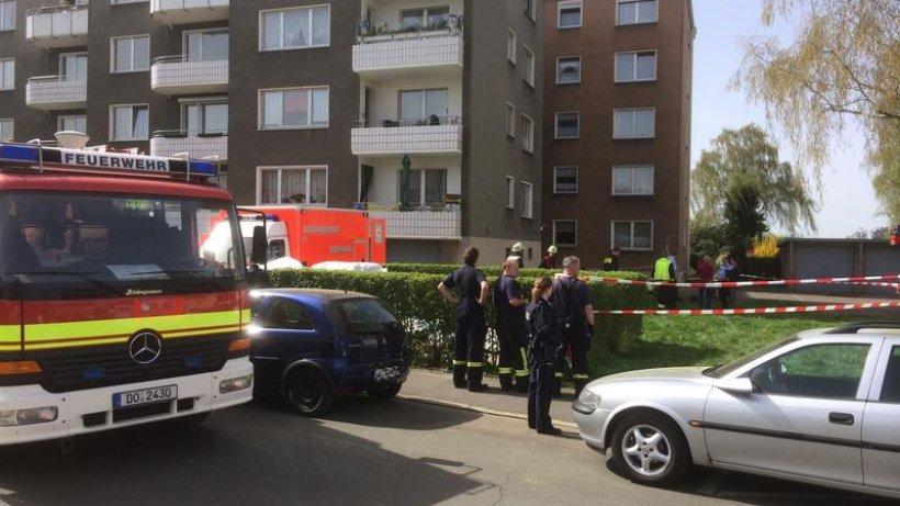 Unfall Zwei Arbeiter Ersticken Beim Reinigen Eines